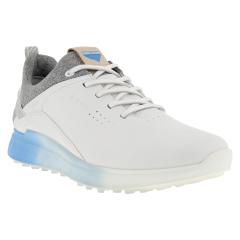 Ecco Golf S-Three - Hvid/Blå