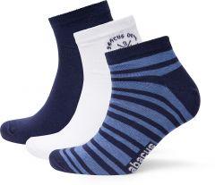 Abacus Bandon sokker - 3 pk.