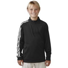 Adidas 3 Stripe Jakke - Junior