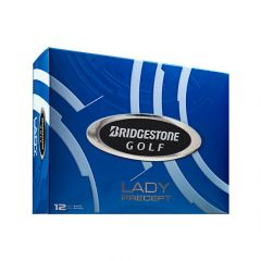 Bridgestone Precept Lady - hvid
