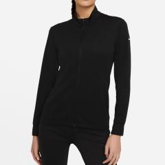 Nike Dri-FIT UV fullzip - Dame