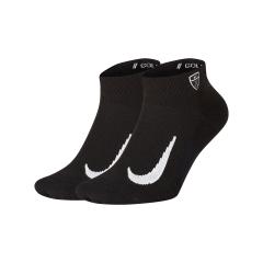 Nike Multiplier Low Unisex Strømper - 2 stk. pakke