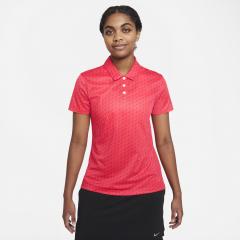 Nike Dri-Fit Victory Print polo - Dame