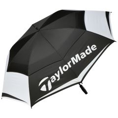 """TaylorMade Double Canopy Paraply 64"""""""