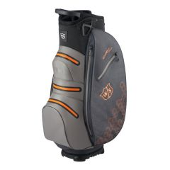 Wilson Dry Tech II - Grå/orange vognbag