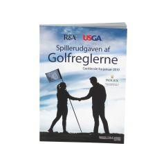 Golfreglerne - Spillerudgaven