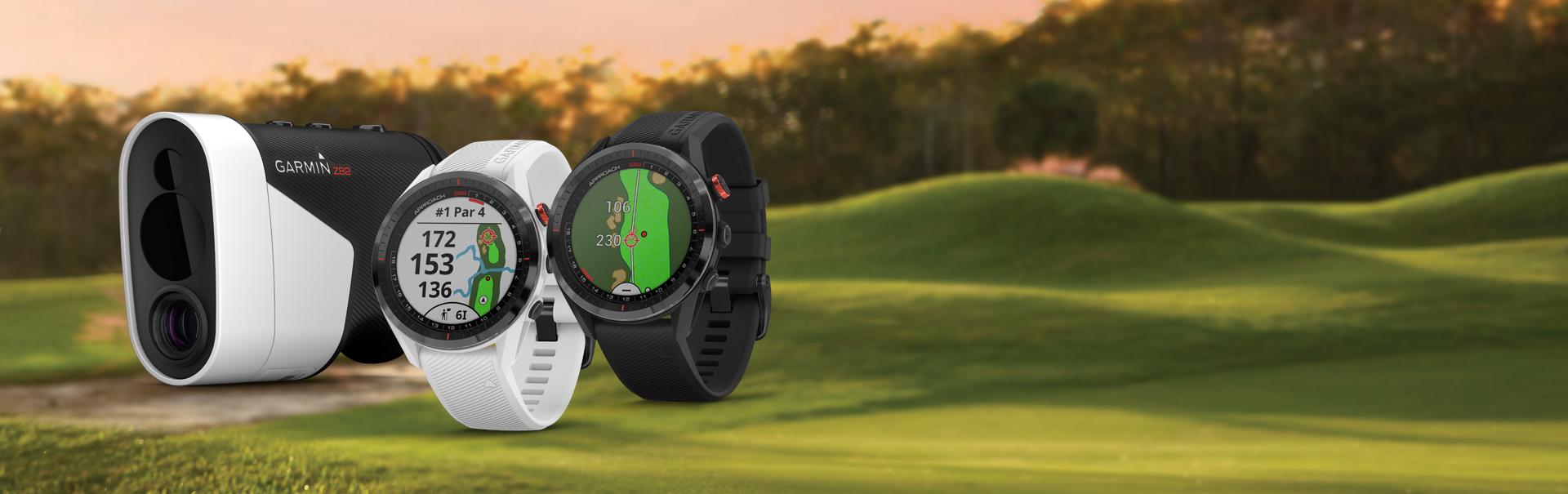 Spil golf med Garmin Funktioner som gør  en forskel under og efter golfrunden