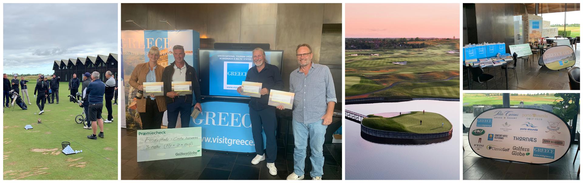 Greece Open - Presented by Golf Experten (landsfinale - Great Northern)