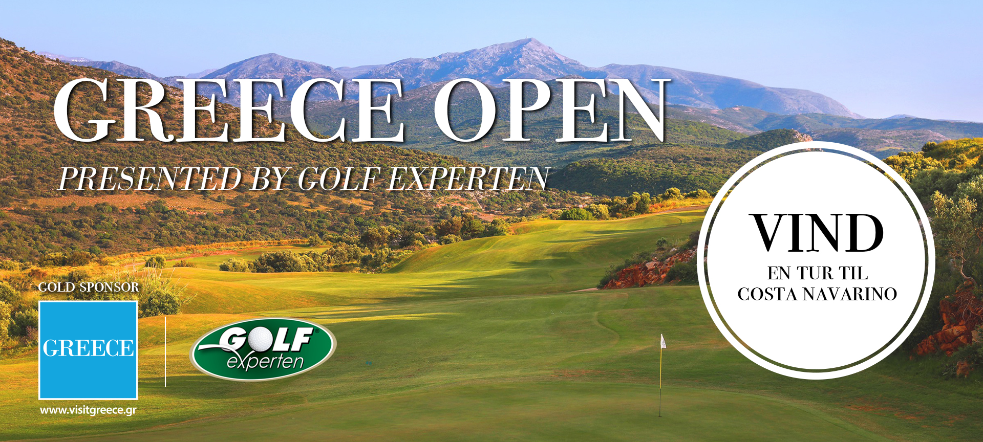 Greece Open - Presented by Golf Experten